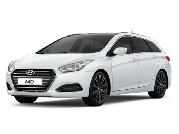 Hyundai i40 WG